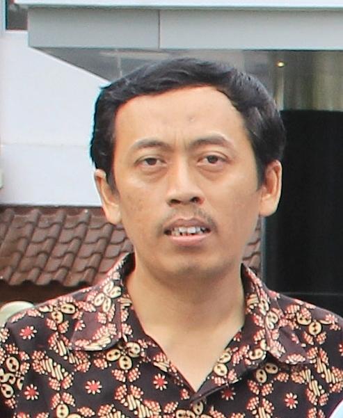 Ahmad Ma'ruf, SE, M.Si.